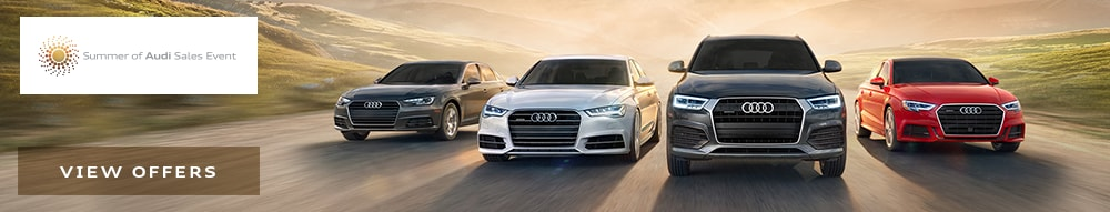 Summer of Audi Offers Ann Arbor