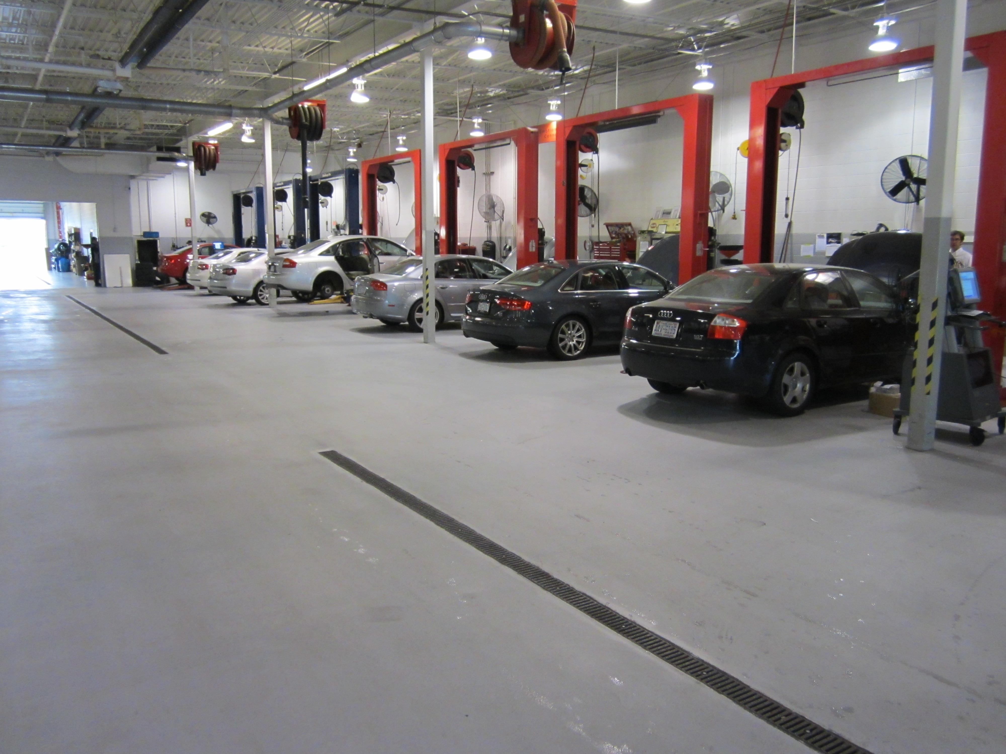 Audi Asheville Service Parts Oil Changes Brakes Hours