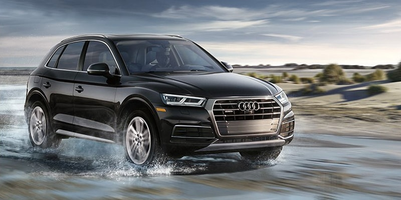 New 2018 Audi  Q5 for sale in Asheville NC