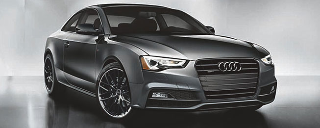 New 2017 Audi A5 Sport for sale in Asheville NC