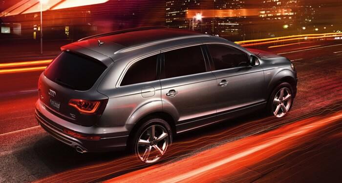New 2015 Audi Q7 For Sale | Asheville NC | Johnson City TN ...
