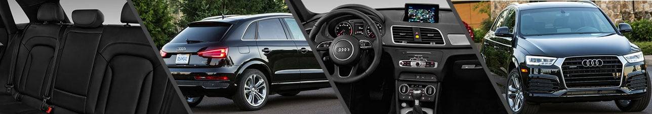 New 2018 Audi Q3 for Sale | Asheville, NC
