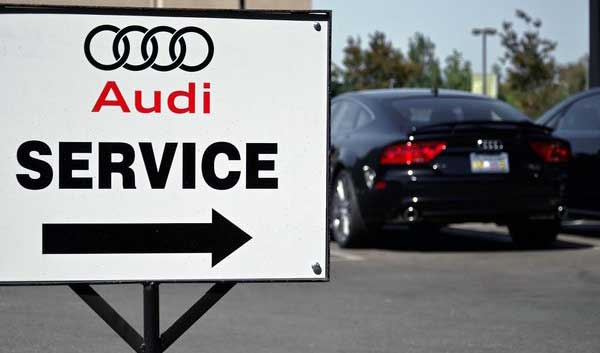 audi service center of woodland hills located at 21301 ventura blvd. woodland hills, ca. 91364