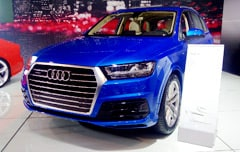 Toronto Auto Show Audi Q7 2016