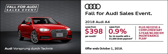 Audi Barrie Used Audi Dealership In Innisfil ON LS A - Audi a4 maintenance schedule