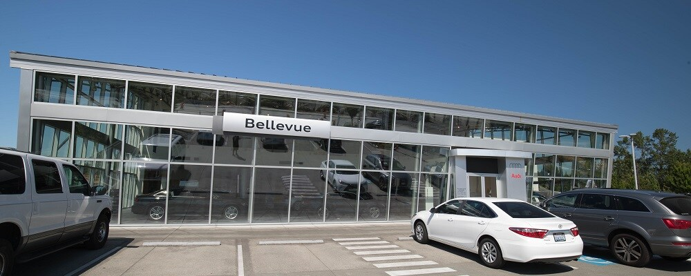 Audi Of Bellevue >> Audi Bellevue Finance Center Bellevue Wa