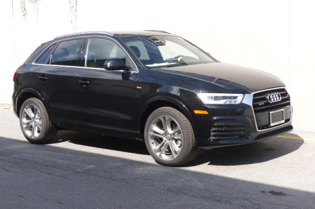 2017 Audi Q3 2.0T Premium (Tiptronic) (No Longer Available For Ordering) SUV