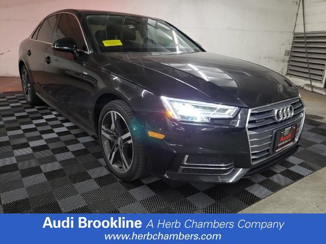 Pre-Owned 2017 Audi A4 Premium Plus