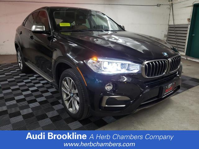 Pre-Owned 2016 BMW X6 xDrive 35i xDrive35i