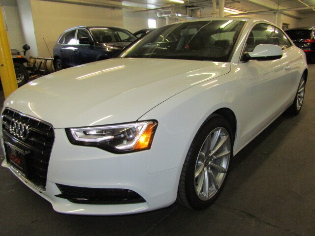 New 2015 Audi A5 2.0T Premium (Tiptronic) Coupe for sale in the Boston MA area