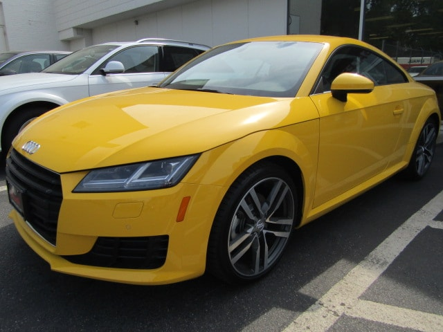 New 2016 Audi TT 2.0T Coupe for sale in the Boston MA area