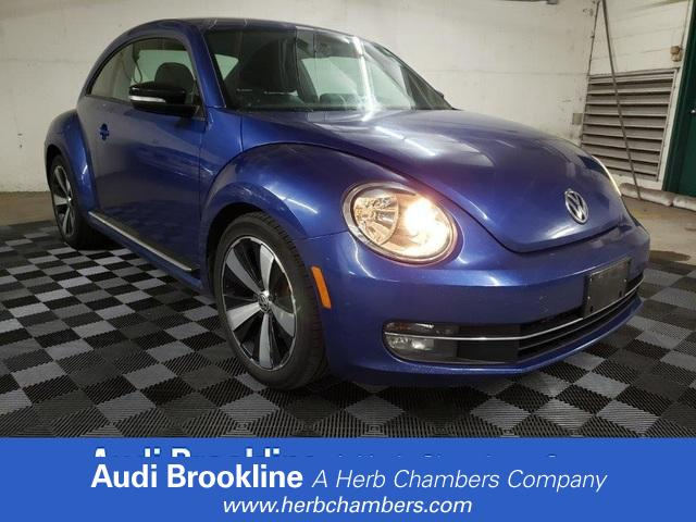 Pre-Owned 2012 Volkswagen Beetle 2.0T Turbo Pzev