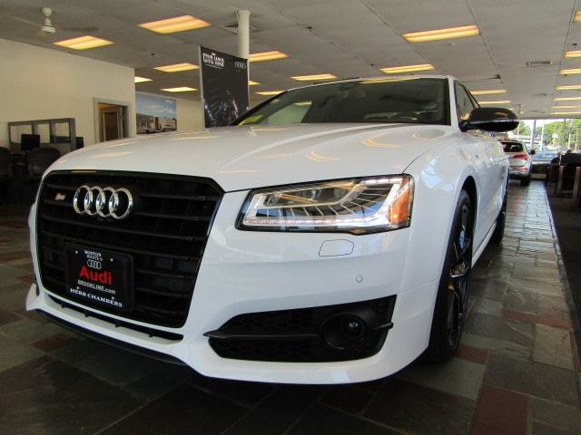 New 2016 Audi S8 4.0T Plus Sedan for sale in the Boston MA area