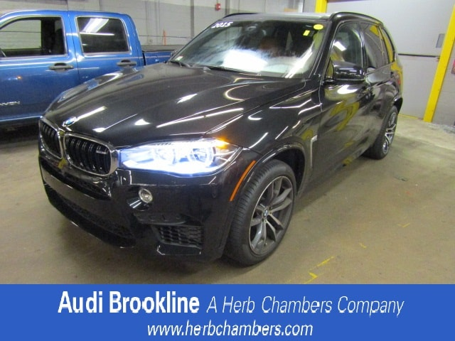 Used 2016 BMW X5 M Sport Utility for sale in the Boston MA area
