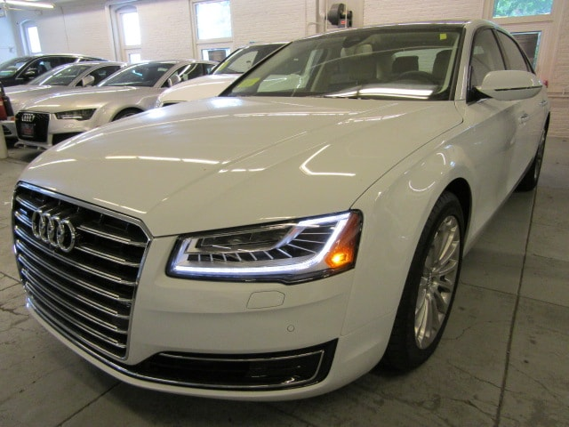 New 2015 Audi A8 L 4.0T Sedan for sale in the Boston MA area
