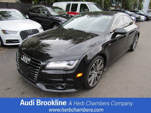 Used 2013 Audi A7 3.0 Prestige Car for sale in the Boston MA area