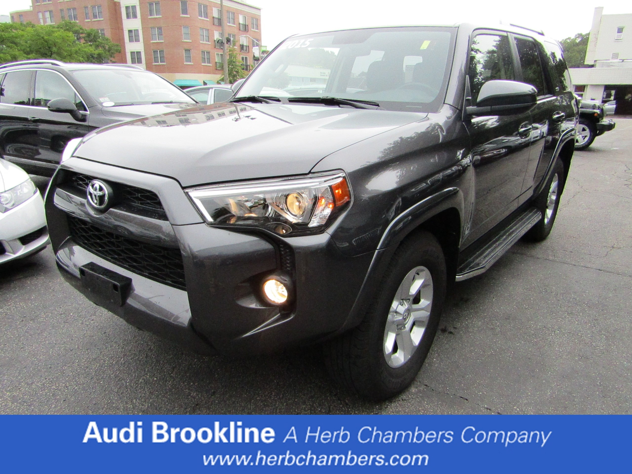 Used 2015 Toyota 4Runner SR5 Sport Utility for sale in the Boston MA area