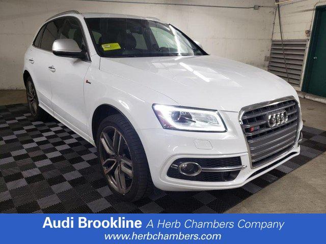 Herb Chambers Audi >> Pre Owned 2015 Audi Sq5 Prestige Suv In Westborough Ab2657 Herb