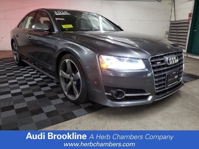 Pre-Owned 2016 Audi S8
