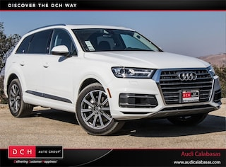 New 2018 Audi Q7 3.0T SUV for sale in Calabasas