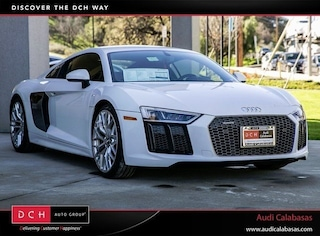 New 2017 Audi R8 5.2 V10 Coupe for sale in Calabasas