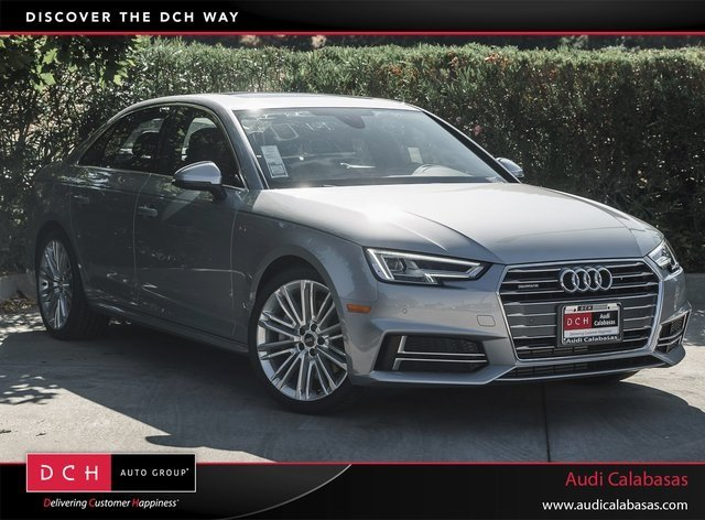new audi 2018. fine 2018 new 2018 audi a4 20t premium plus sedan for sale in calabasas intended new audi n