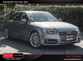 New 2018 Audi A4 2.0T Premium Plus Sedan for sale in Calabasas