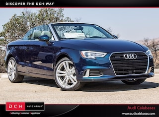 New 2018 Audi A3 2.0T Cabriolet for sale in Calabasas