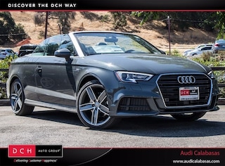 New 2018 Audi A3 2.0T Premium Plus Cabriolet for sale in Calabasas