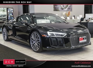 New 2017 Audi R8 5.2 V10 plus Coupe for sale in Calabasas