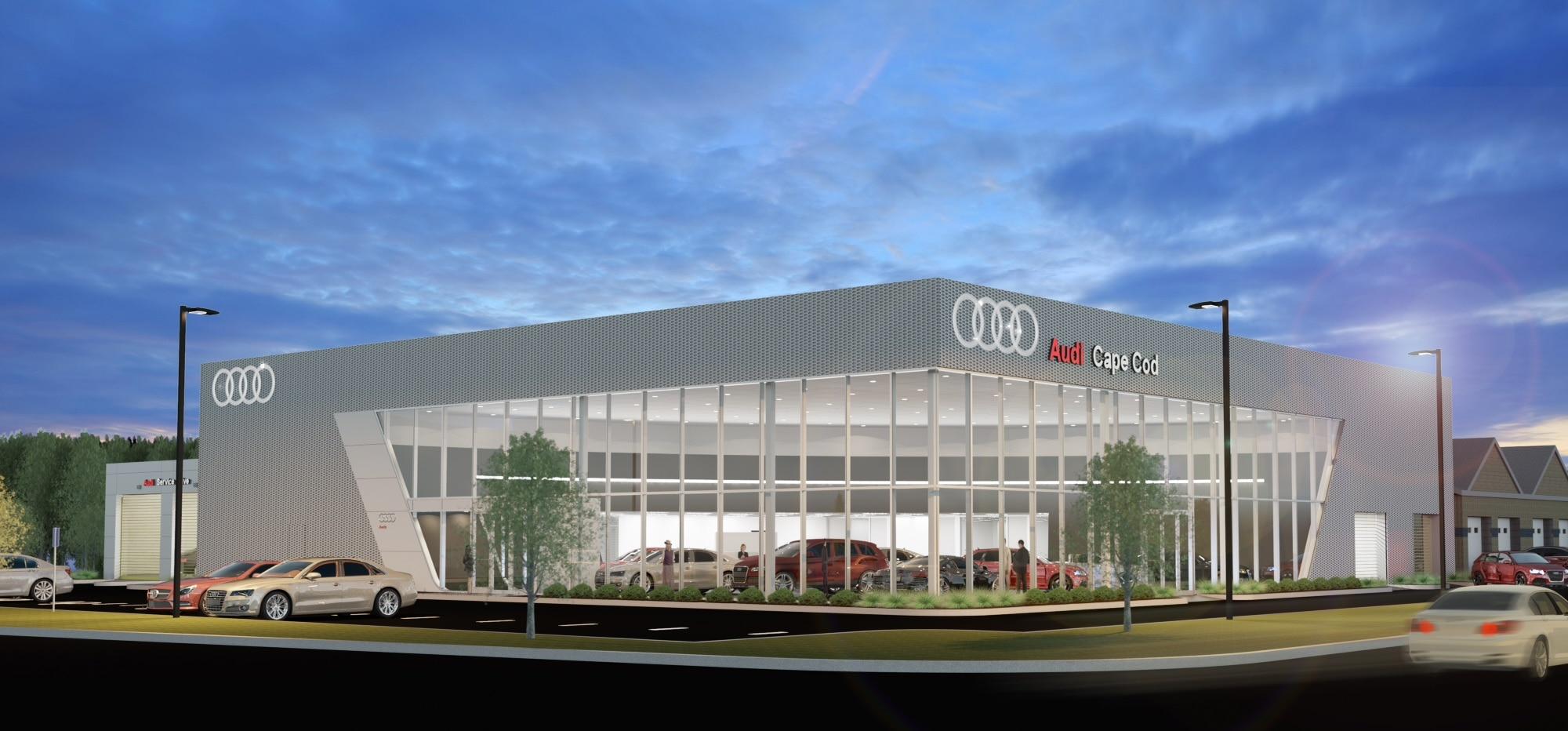Audi Dealership Atlanta >> Dealership Photos | Audi Cape Cod Photos