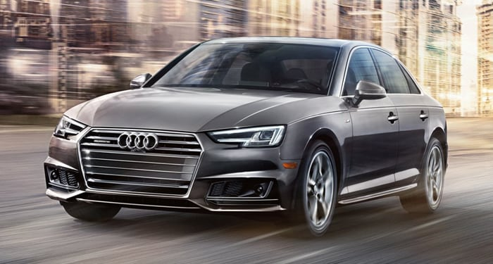 New 2017 Audi A4 Cary Nc Audi Cary