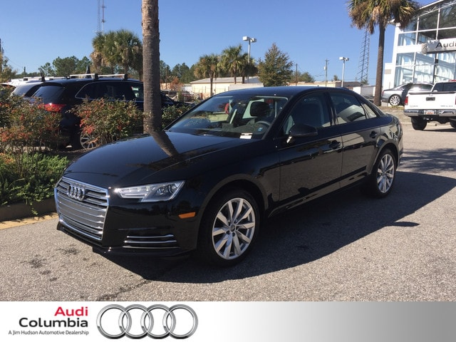 New 2017 Audi A4 2.0T ultra Premium Sedan Columbia, South Carolina