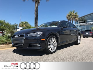 New 2017 Audi A4 2.0T ultra Premium Sedan in Columbia SC