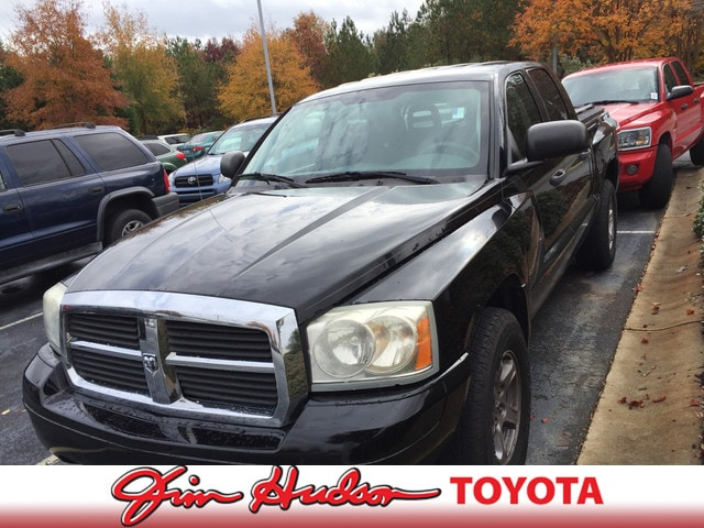 2006 Dodge Dakota SLT Truck Quad Cab