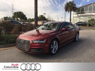 New 2017 Audi A7 3.0T Sedan in Columbia SC