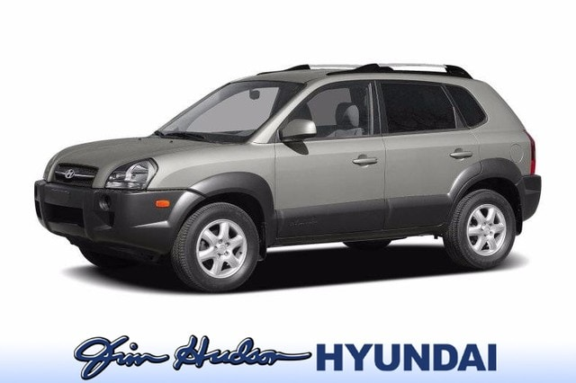 RPMWired.com car search / 2006 Hyundai Tucson