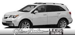 Used 2012 Acura MDX With Advance Package SUV in Columbia, SC