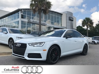 New 2018 Audi A4 2.0T Premium Plus Sedan in Columbia SC