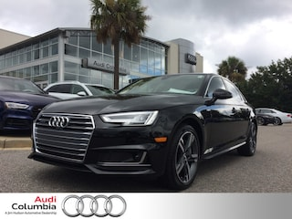 New 2018 Audi A4 2.0T Prestige Sedan in Columbia SC