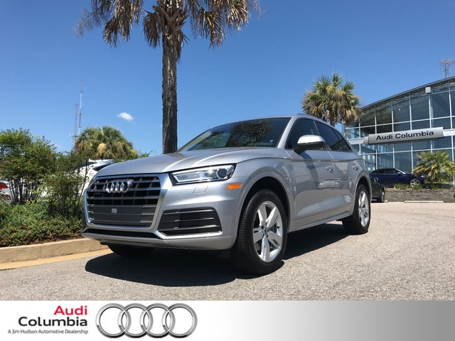 New 2018 Audi Q5 2.0T SUV in Columbia, SC