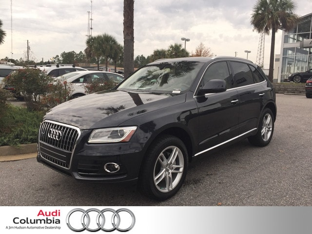 New 2017 Audi Q5 2.0T Premium SUV Columbia, South Carolina
