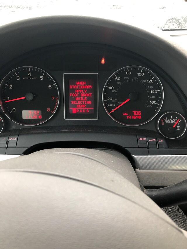 RPMWired.com car search / 2008 Audi A4