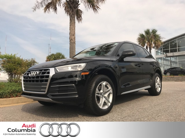 New 2018 Audi Q5 2.0T SUV Columbia, South Carolina