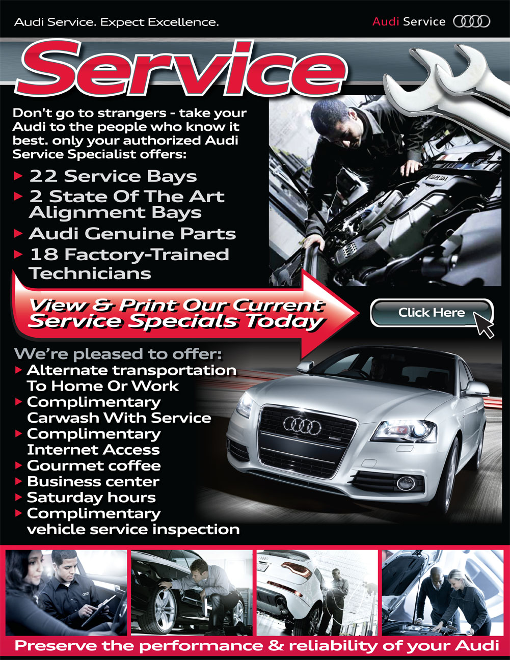 Audi Service Center Coral Springs FL - Current audi offers