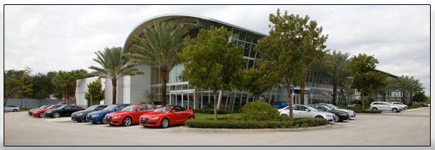 Audi Coral Springs Dealership Florida - Coral springs audi
