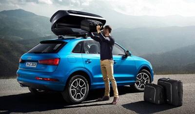 15% OFF Audi Genuine Accessories and Installation