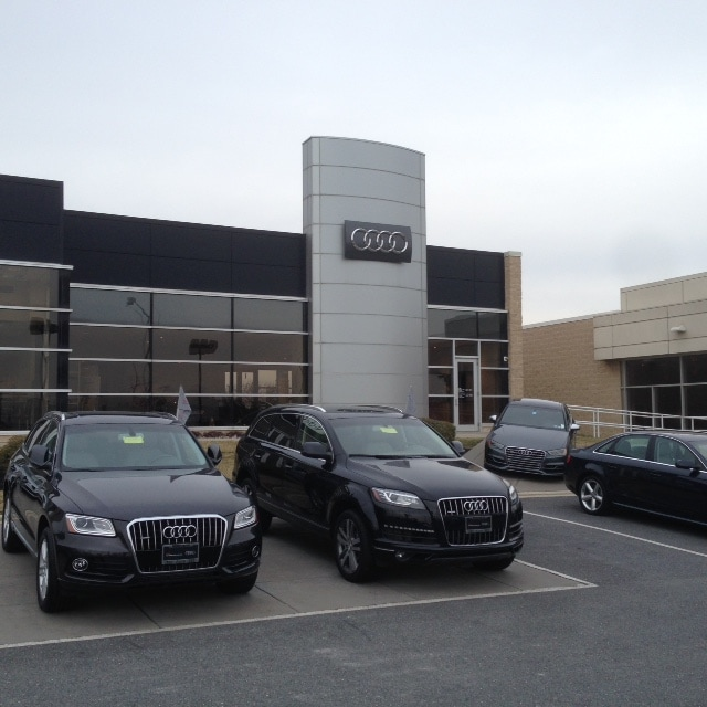 Audi Frederick Dealer | New and Used Cars Frederick MD