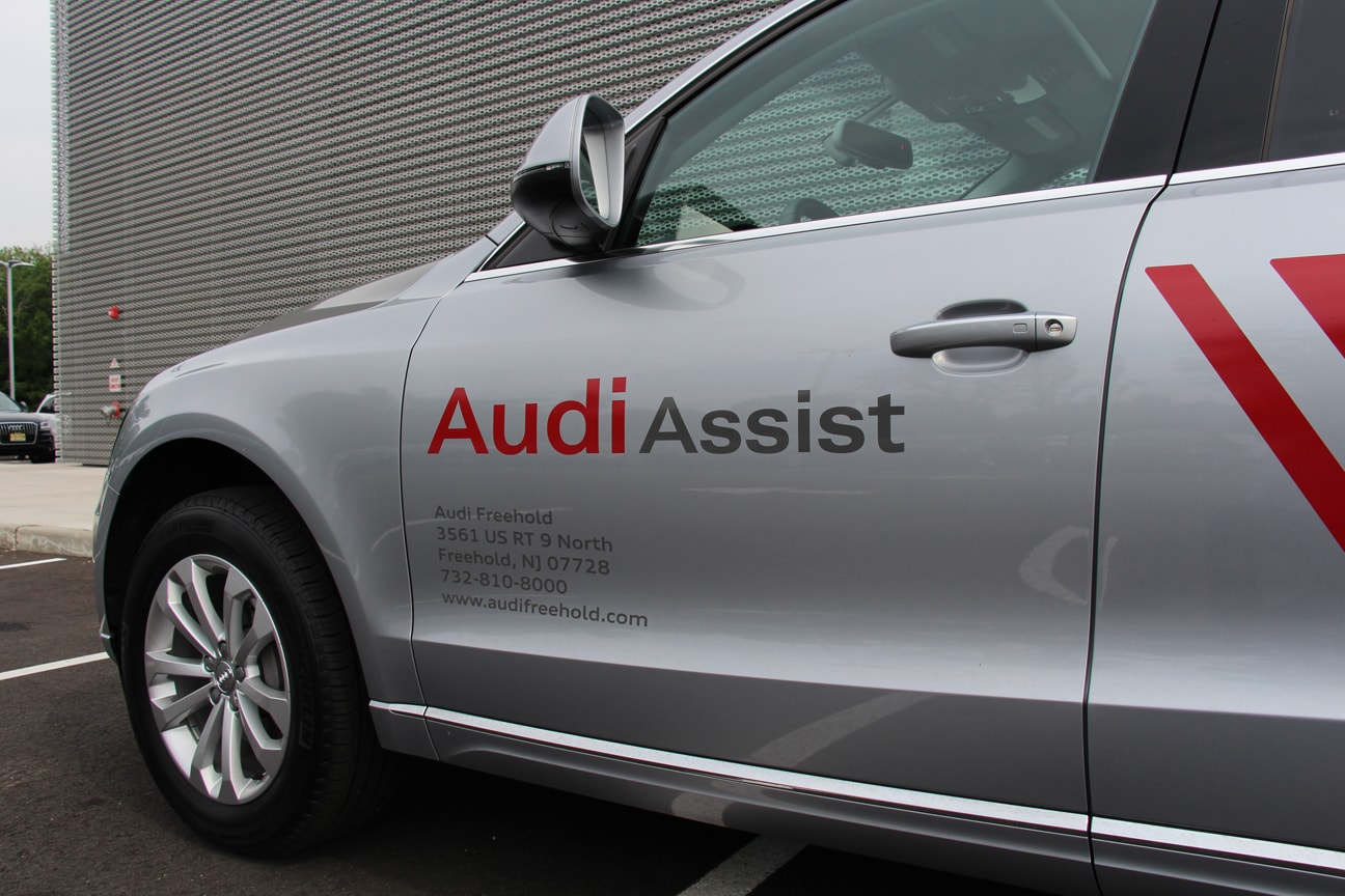 Audi Assist Freehold Nj Ray Catena Audi