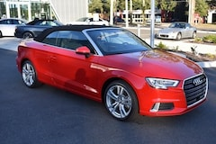 2018 Audi A3 2.0T Cabriolet